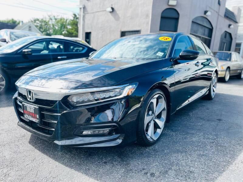 2018 Honda Accord for sale at H & H Motors 2 LLC in Baltimore MD