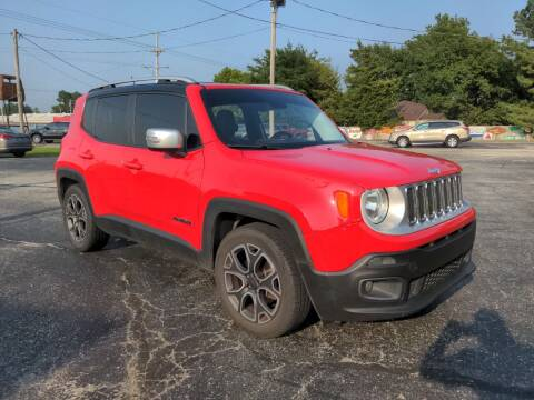 2016 Jeep Renegade for sale at Towell & Sons Auto Sales in Manila AR