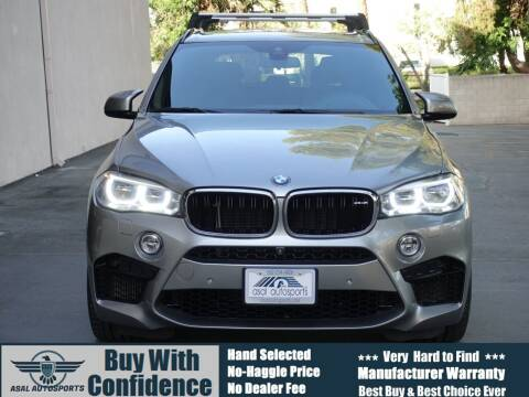 2016 BMW X5 M for sale at ASAL AUTOSPORTS in Corona CA