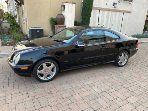 2000 Mercedes-Benz CLK for sale at California Motor Cars in Covina CA