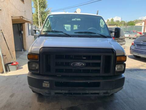 2011 Ford E-Series Cargo for sale at Aria Auto Sales in El Cajon CA
