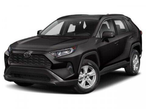 2021 Toyota RAV4 for sale at BEAMAN TOYOTA in Nashville TN