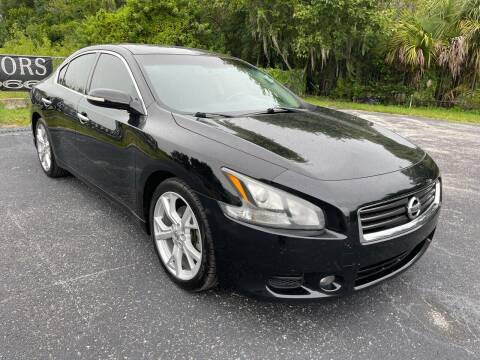 2012 Nissan Maxima for sale at Perfection Motors in Orlando FL