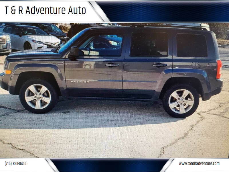 2016 Jeep Patriot for sale at T & R Adventure Auto in Buffalo NY