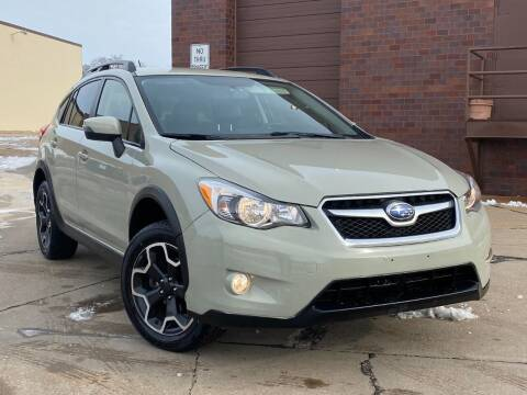 2015 Subaru XV Crosstrek for sale at Effect Auto Center in Omaha NE