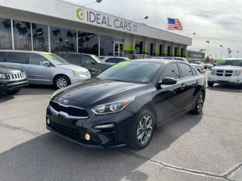 2020 Kia Forte for sale at Ideal Cars Atlas in Mesa AZ
