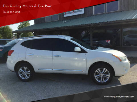 2012 Nissan Rogue for sale at Top Quality Motors & Tire Pros in Ashland MO