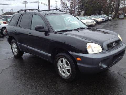 2003 Hyundai Santa Fe for sale at All State Auto Sales, INC in Kentwood MI
