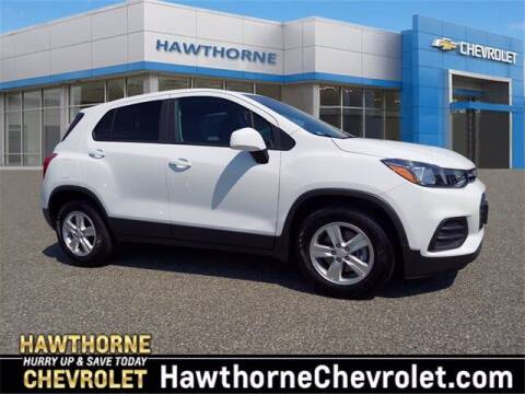 2021 Chevrolet Trax for sale at Hawthorne Chevrolet in Hawthorne NJ