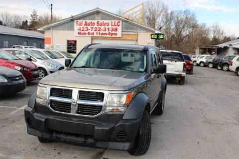 2007 Dodge Nitro for sale at SAI Auto Sales - Used Cars in Johnson City TN