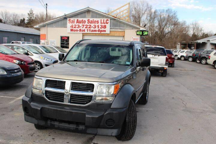 2007 Dodge Nitro for sale at SAI Auto Sales - Used Cars in Johnson City TN