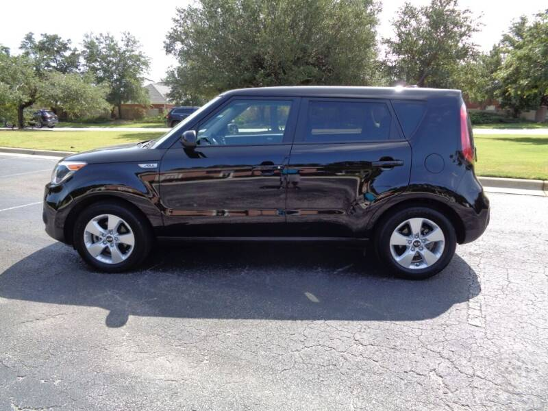 2019 Kia Soul for sale at BALKCUM AUTO INC in Wilmington NC