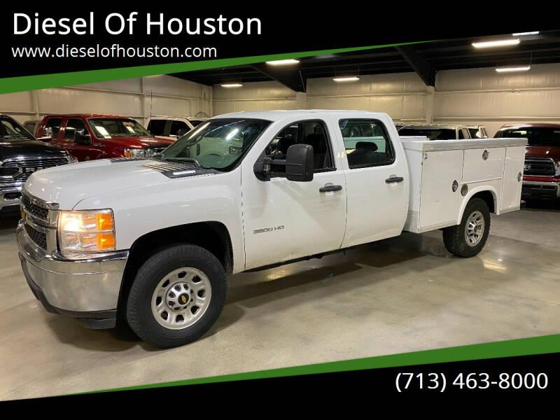 2014 Chevrolet Silverado 3500HD for sale at Diesel Of Houston in Houston TX