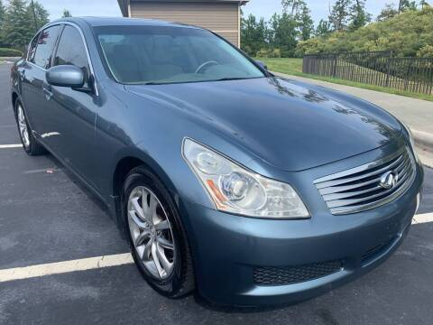2007 Infiniti G35 for sale at LA 12 Motors in Durham NC