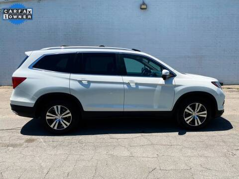2017 Honda Pilot for sale at Smart Chevrolet in Madison NC