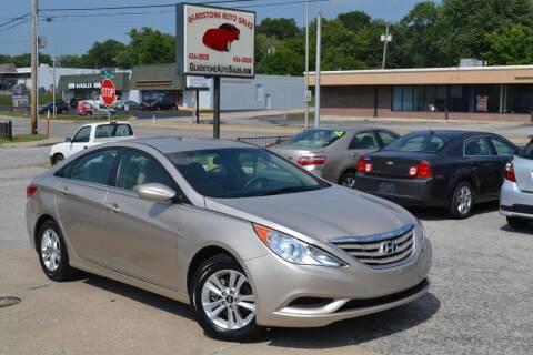 2011 Hyundai Sonata for sale at GLADSTONE AUTO SALES    GUARANTEED CREDIT APPROVAL in Gladstone MO