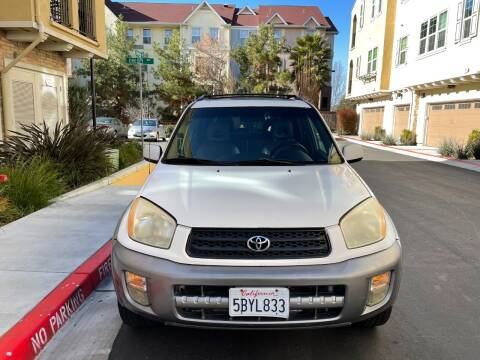 2001 Toyota RAV4 for sale at Hi5 Auto in Fremont CA
