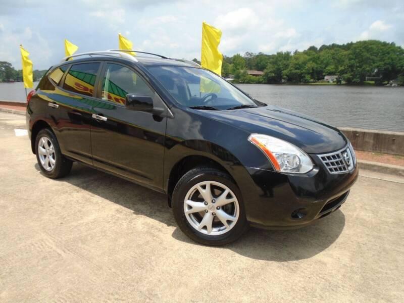 2010 Nissan Rogue for sale at Lake Carroll Auto Sales in Carrollton GA