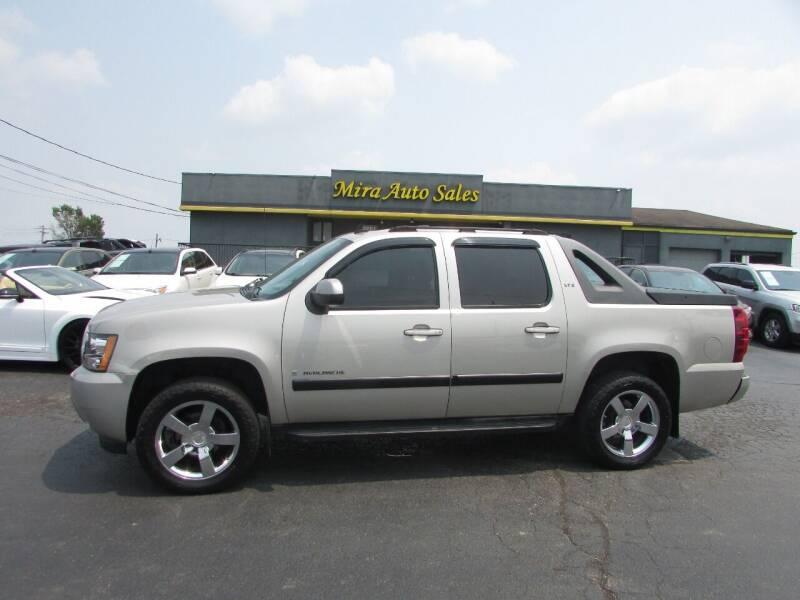2007 Chevrolet Avalanche for sale at MIRA AUTO SALES in Cincinnati OH