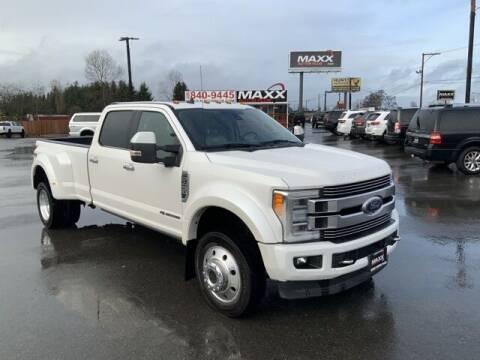 2019 Ford F-450 Super Duty for sale at Maxx Autos Plus in Puyallup WA