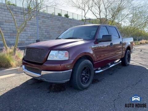 2004 Ford F-150 for sale at MyAutoJack.com @ Auto House in Tempe AZ