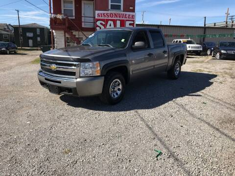 2009 Chevrolet Silverado 1500 for sale at Sissonville Used Cars in Charleston WV