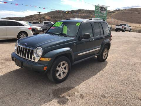 2005 Jeep Liberty for sale at Hilltop Motors in Globe AZ