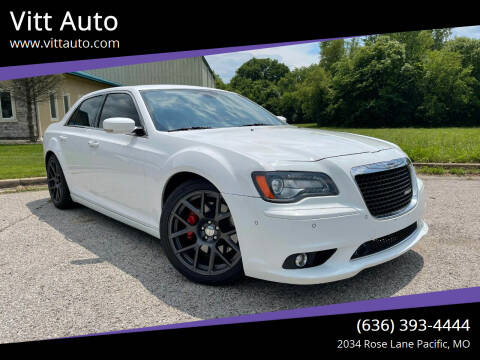 2012 Chrysler 300 for sale at Vitt Auto in Pacific MO