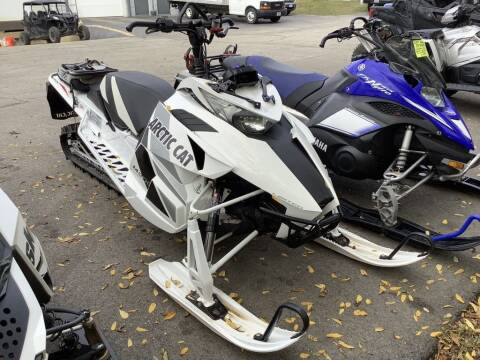 2014 Arctic Cat M 8000 Limited 153 for sale at Road Track and Trail in Big Bend WI