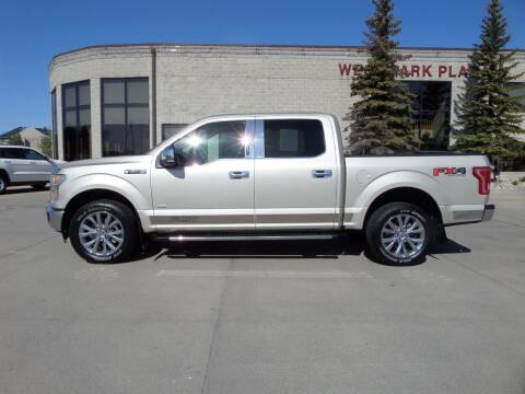 2017 Ford F-150 for sale at Elite Motors in Fargo ND