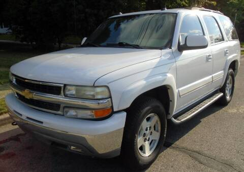2004 Chevrolet Tahoe for sale at Waukeshas Best Used Cars in Waukesha WI