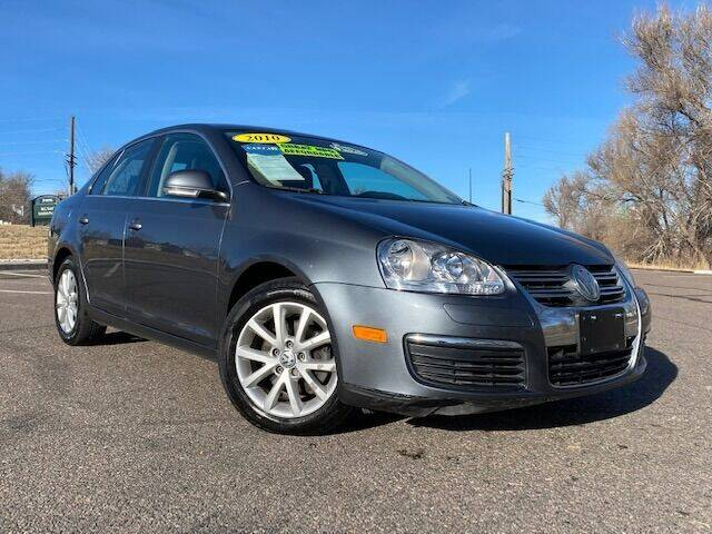 2010 Volkswagen Jetta for sale at UNITED Automotive in Denver CO