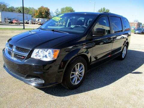 2016 Dodge Grand Caravan for sale at Northeast Iowa Auto Sales in Hazleton IA