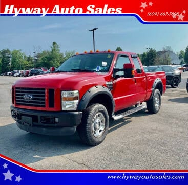 2009 Ford F-250 Super Duty for sale at Hyway Auto Sales in Lumberton NJ
