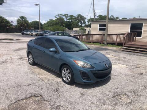 2010 Mazda MAZDA3 for sale at Friendly Finance Auto Sales in Port Richey FL