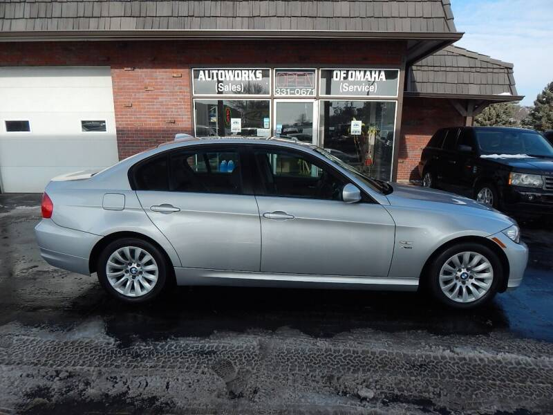 2009 BMW 3 Series for sale at AUTOWORKS OF OMAHA INC in Omaha NE