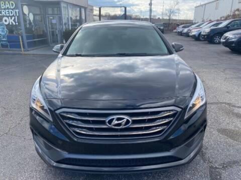 2016 Hyundai Sonata for sale at A&R Motors in Baltimore MD