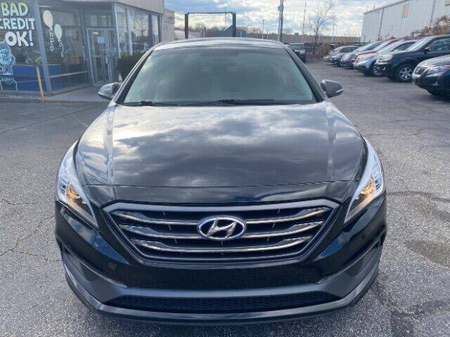 2016 Hyundai Sonata for sale at A&R Motors in Baltimore MD