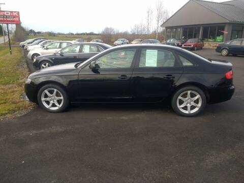 2009 Audi A4 for sale at eurO-K in Benton ME