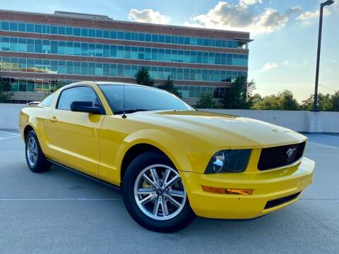 2005 Ford Mustang for sale at Car Match in Temple Hills MD