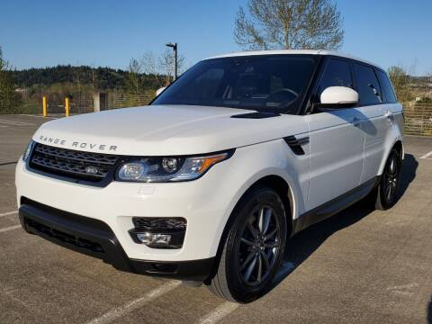 2017 Land Rover Range Rover Sport for sale at Painlessautos.com in Bellevue WA