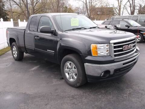 2012 GMC Sierra 1500 for sale at Victorian City Car Port INC in Manistee MI