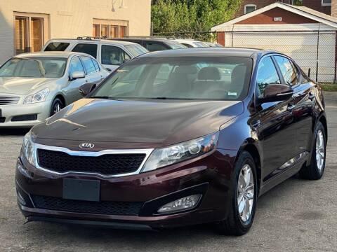 2013 Kia Optima for sale at IMPORT Motors in Saint Louis MO
