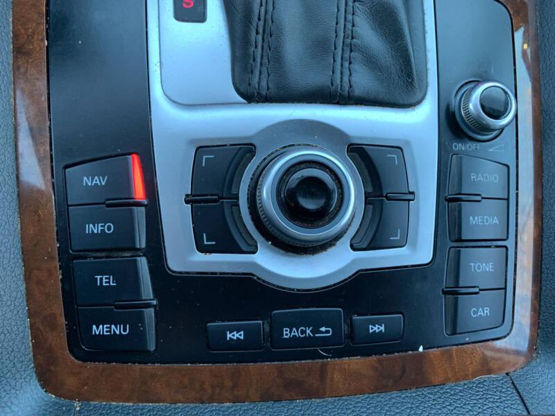 2013 Audi Q7 AWD 3.0T quattro Premium Plus 4dr SUV - Newfoundland NJ