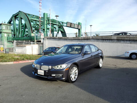 2012 BMW 3 Series for sale at Imports Auto Sales & Service in San Leandro CA