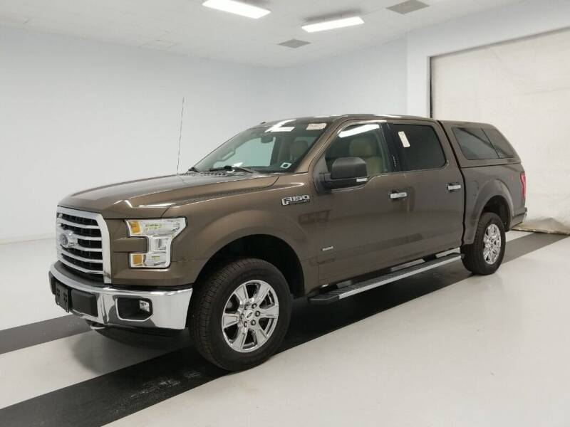 2016 Ford F-150 for sale at A.I. Monroe Auto Sales in Bountiful UT