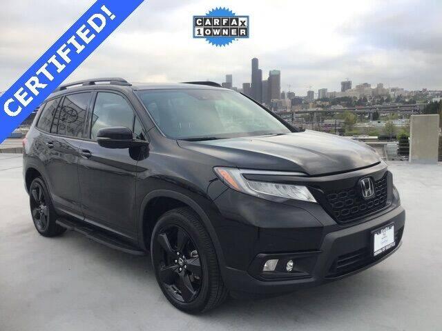 2019 Honda Passport for sale in Seattle, WA