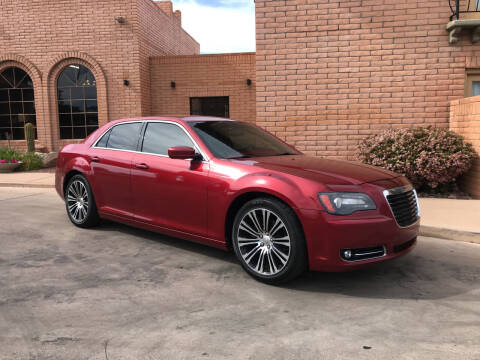 2012 Chrysler 300 for sale at Freedom  Automotive in Sierra Vista AZ