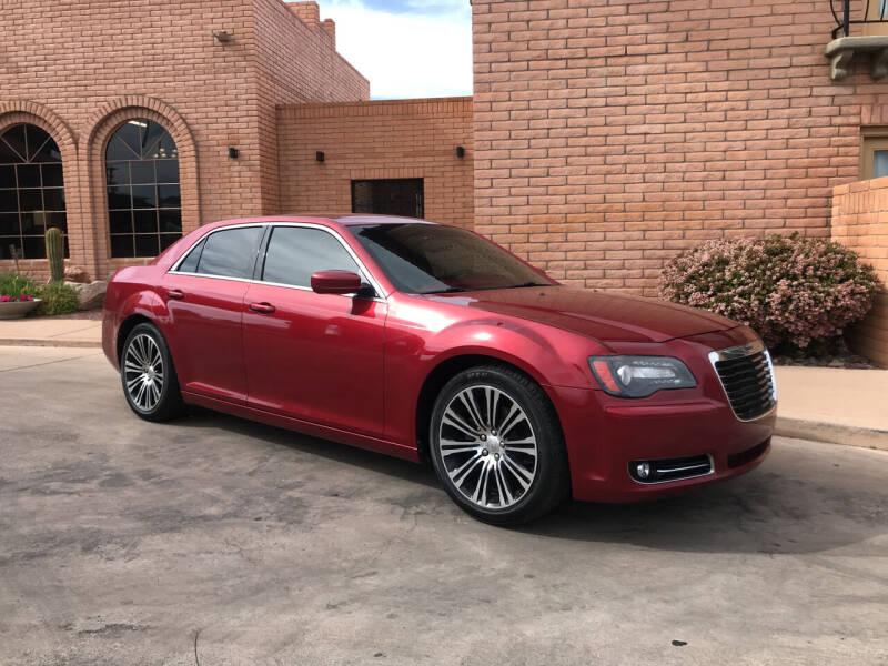 2012 Chrysler 300 for sale at Freedom  Automotive in Sierra Vista AZ