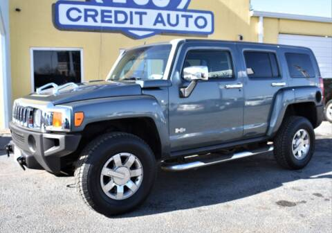 2007 HUMMER H3 for sale at Buy Here Pay Here Lawton.com in Lawton OK